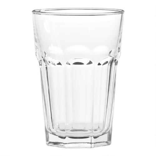 Gibraltar Beverage Glasses, Set of 4