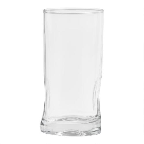Impressions Highball Glasses, Set of 4