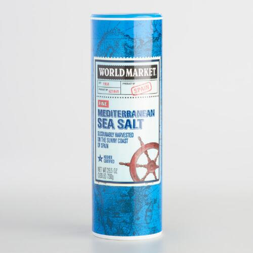 World Market® Fine Sea Salt