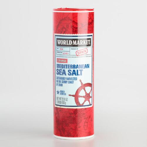 World Market® Coarse Sea Salt
