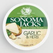 Sonoma Jacks Garlic Herb Cheese
