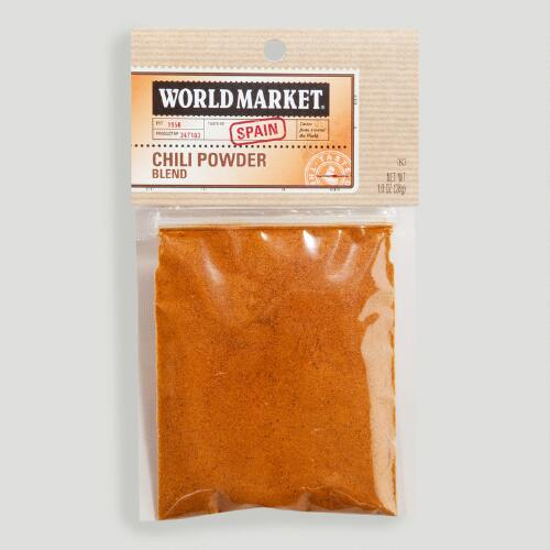World Market® Chili Powder Blend Spice Bag