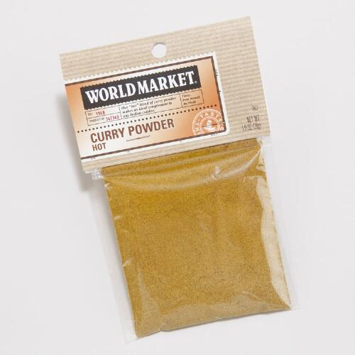 World Market® Curry Powder Spice Bag