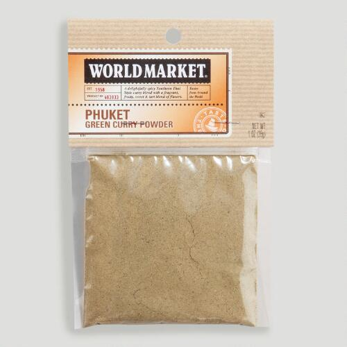 World Market® Phuket Green Curry Spice Bag