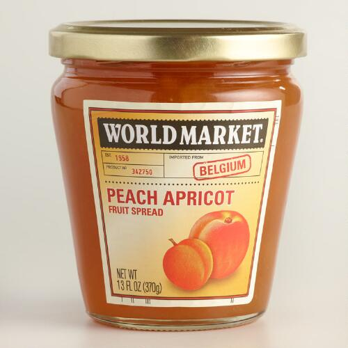 World Market® Peach Apricot Jam