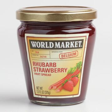 World Market® Strawberry Rhubarb Jam