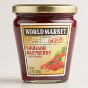 World Market® Raspberry Rhubarb Jam