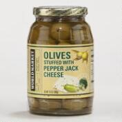 World Market® Pepperjack Stuffed Olives