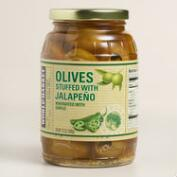 World Market® Jalapeno Stuffed Olives