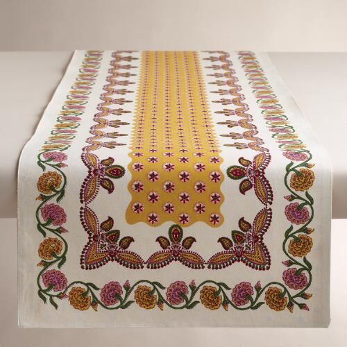 Amber Provence Table Runner