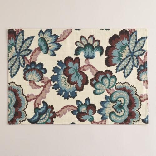 Laurel Placemats, Set of 4