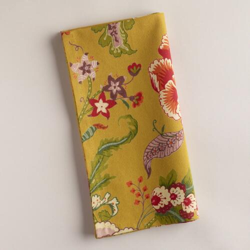 Linley Floral Napkins, Set of 4