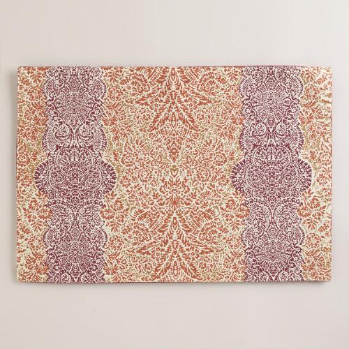 Madina Spice Placemats, Set of 4