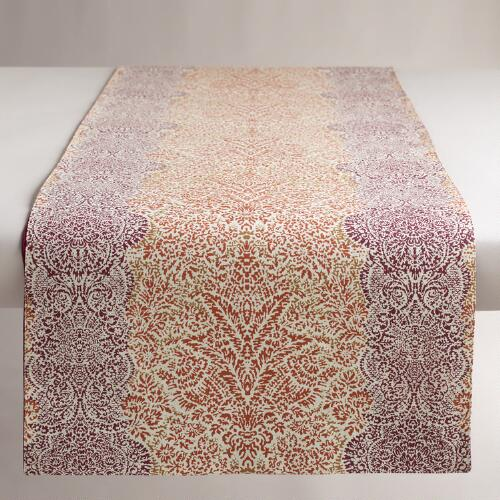 Madina Spice Table Runner