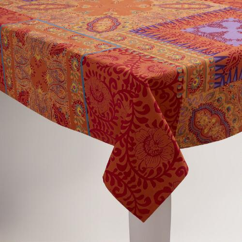 Lola Patchwork Tablecloth