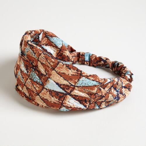 Tribal Print Headband