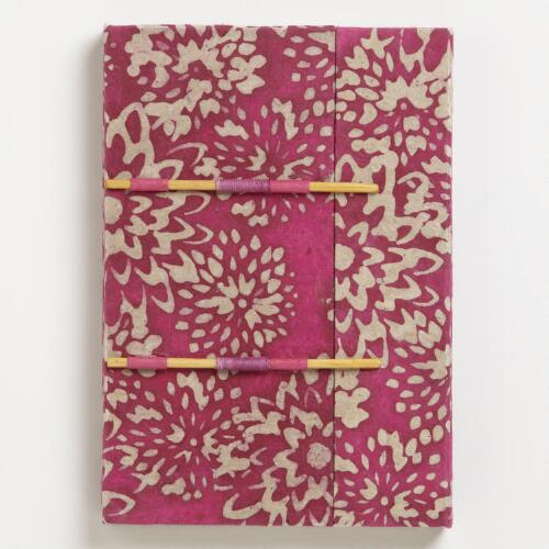 Pink Giftsland Stick Journal