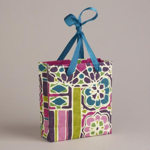 Mini San Marcos Handmade Gift Bag