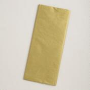 Metallic Gold Service Tissue