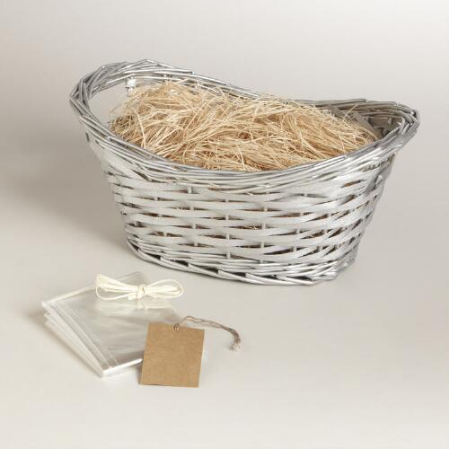 Silver Basket Kit