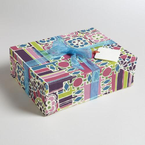 San Marcos Fabric Gift Box Kit