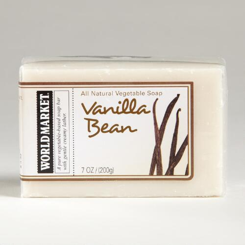 Vanilla Bean World Market® Bar Soap