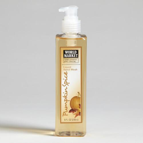 Pumpkin Spice World Market® Liquid Soap