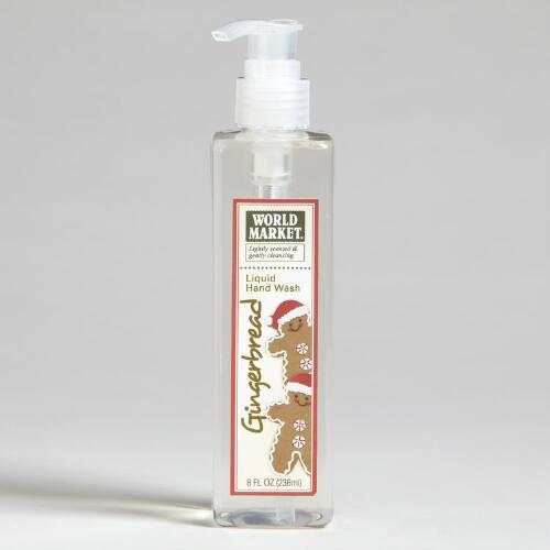Gingerbread World Market® Liquid Soap