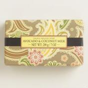 Aromas Artesanales de Antigua Avocado & Coconut Milk Soap