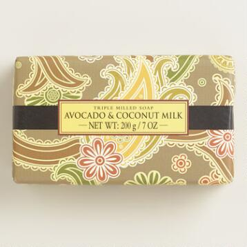 AAA Avocado & Coconut Milk Soap