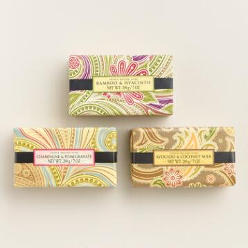 AAA Champagne Bar Soap Collection