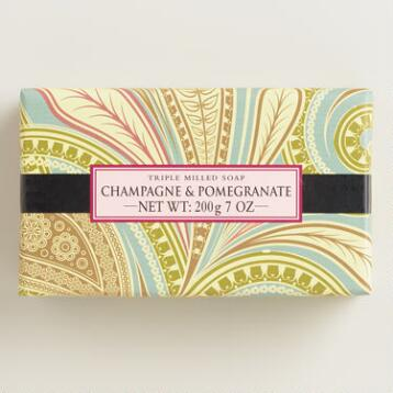AAA Champagne & Pomegranate Soap