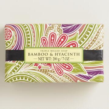 AAA Bamboo & Hyacinth Soap