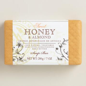 Aromas Artesanales de Antigua Honey and Almond Soap