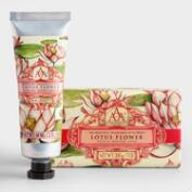 AAA Lotus Blossom Bar Soap and Hand Cream Collection