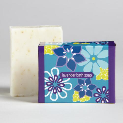 Lavender Tiles Soap Bar