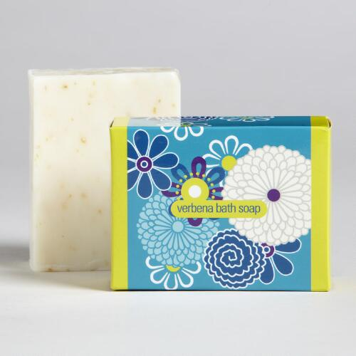 Verbena Tiles Soap Bar