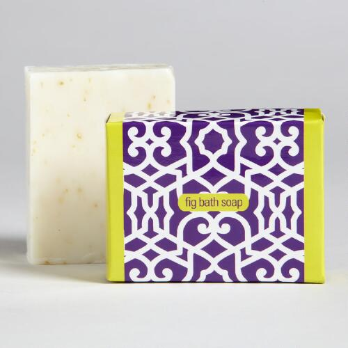 Fig Tiles Soap Bar