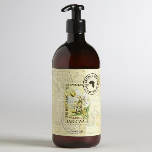 Moroccan Lily African Shea Butter Hand Soap