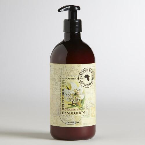 Moroccan Lily African Shea Butter Lotion