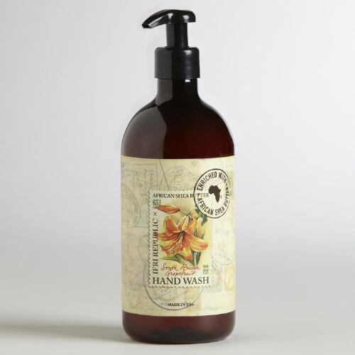 Grapefruit African Shea Butter Hand Soap