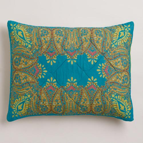 Gina Pillow Shams, Set of 2