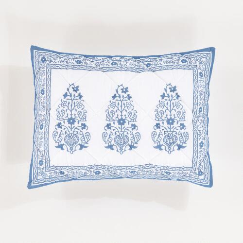 Shanta Pillow Shams, Set of 2