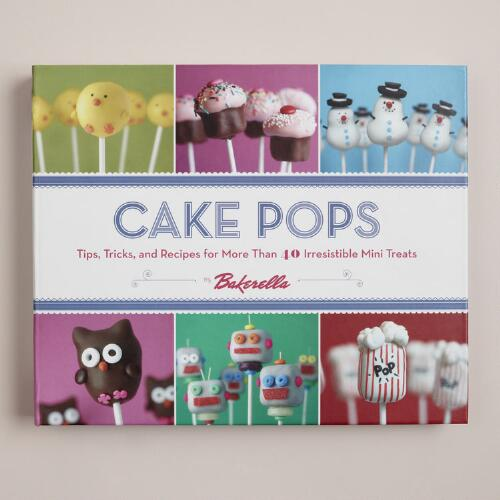 """Cake Pops"" Cookbook"