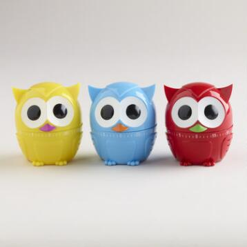 Owlet Timers, Set of 3