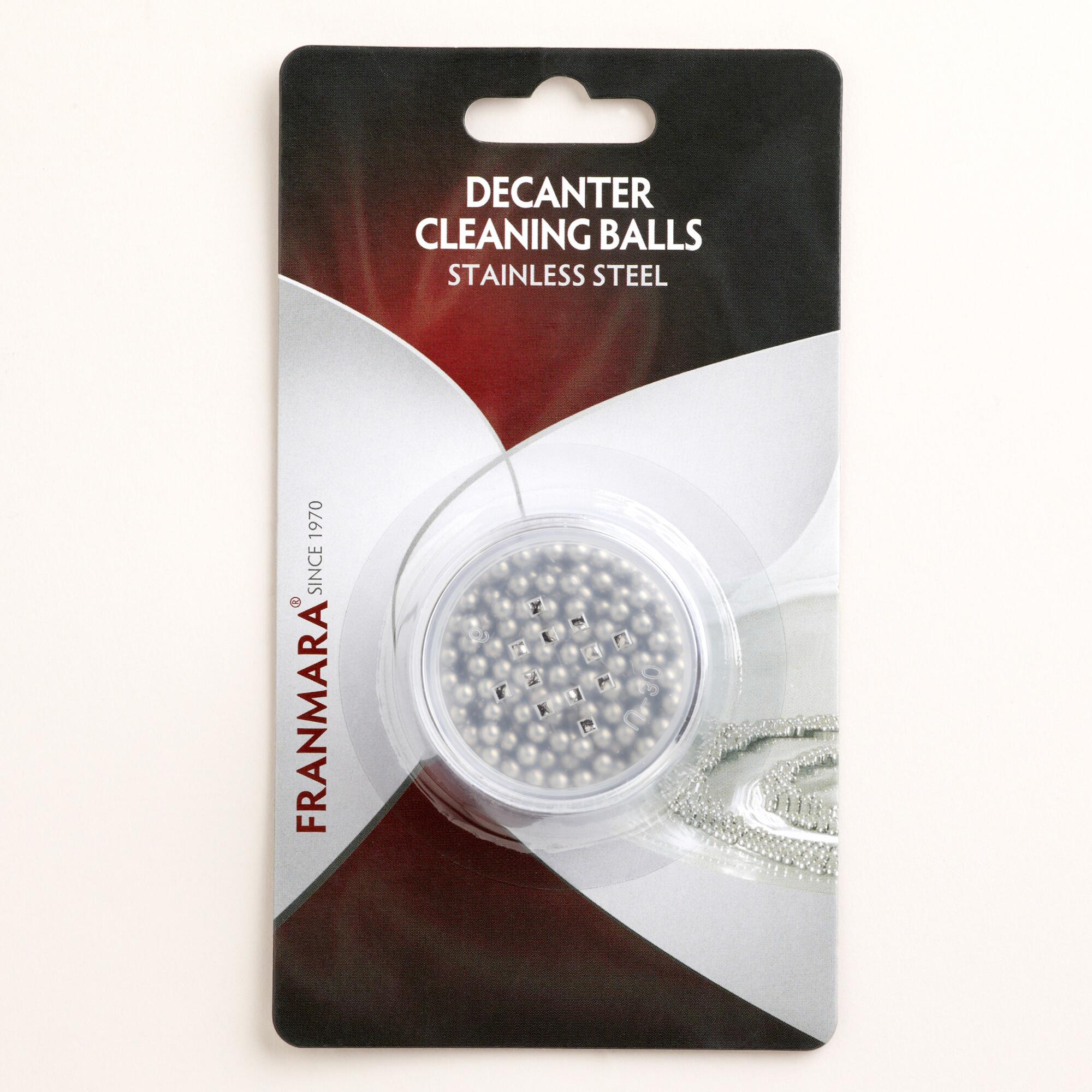 Stainless Steel Decanter Balls