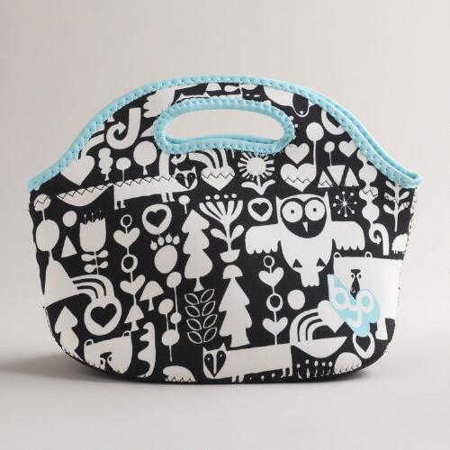 BYO Animal Neoprene Bag