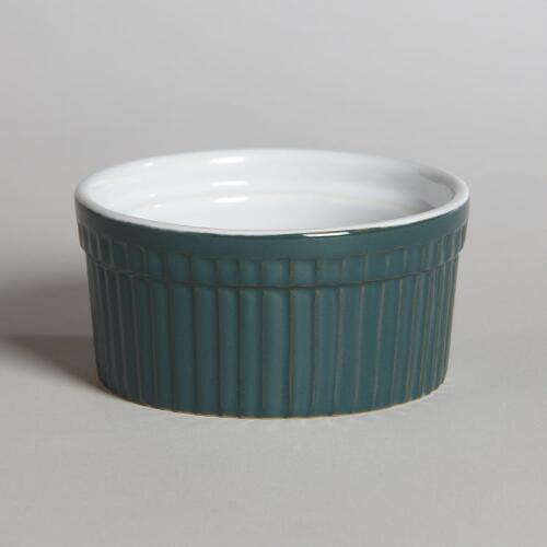 Dark Teal 3.5-oz. Ramekin, Set of 4