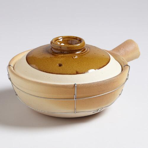 Chinese Clay Sand Pot