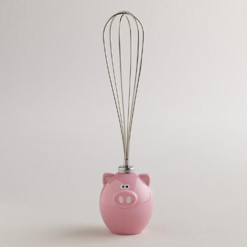 Stainless Steel Piggy Wiggy Whisk